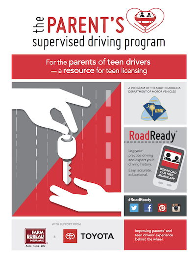 Download the Parent's Supervised Driving Program