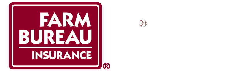 Farm Bureau Insurance Baseball Ticket Giveaway Logo