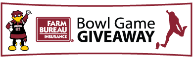 Bowl Game Giveaway